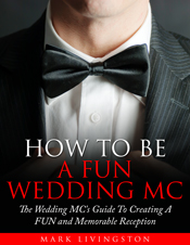 wedding mc