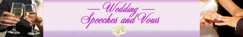 Wedding MC Wedding Speech Guide